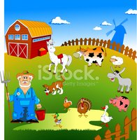 Cow,Backgrounds,Farm,Pig,Fo...