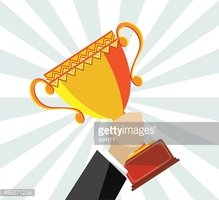 Concepts,Awe,Trophy,Shiny,C...
