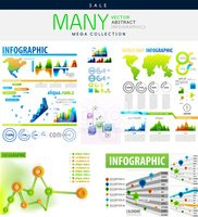 Graph,Infographic,Collectio...