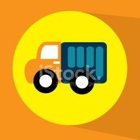 Toy Truck,Ilustration,Small...