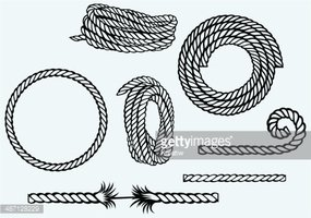 Nautical Rope Clipart