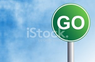 Go - Single Word,Sign,Road ...