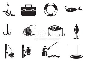 Fishing Rod,Symbol,Vector,F...