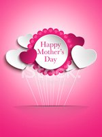 Mothers Day,Symbol,Greeting...