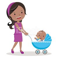 Mother,Cute,New Life,Nanny,...
