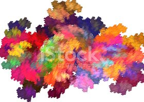 Multi Colored,Color Image,C...