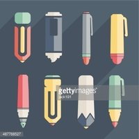 Symbol,Pencil,Illustration,...