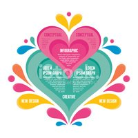 Infographic,Wedding,Built S...