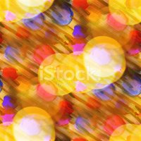bokeh colorful pattern yellow, blue, red water texture paint abs