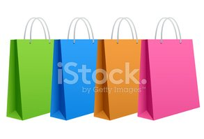 Shopping Bag,Multi Colored,...