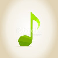 Computer Icon,Musical Note,...