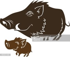 Symbol,Sign,Meat,Animal Wil...