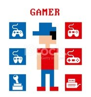 Video Game,Symbol,Gamepad,J...