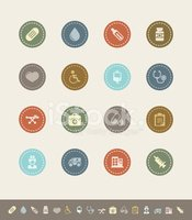 Clinic,Vector,Ilustration,S...