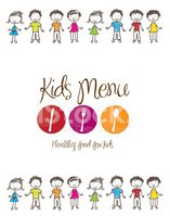 Childhood,Menu,Child,Vector...