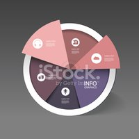 Infographic,Pink Color,Pres...