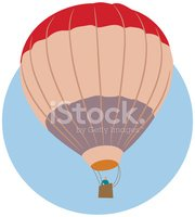 Hot Air Balloon,Heat - Temp...
