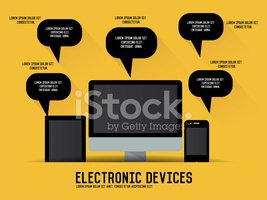Electronic device concept