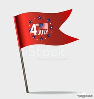 Flag,Red,Single Object,Pape...
