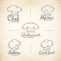 Food And Drink,Chef's Hat,E...