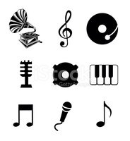 Symbol,Art,Music,Record,Mic...