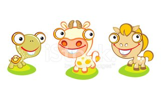 Turtle,Cow,Childhood,Toy,Ho...