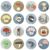 Cycling,Symbol,Tire,Vector,...