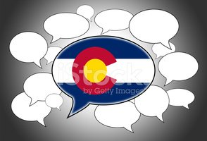 Symbol,Speech,Talk,Colorado...