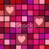 Abstract,Square Shape,Pink ...