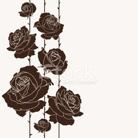 Rose - Flower,Drawing - Art...
