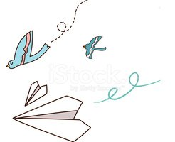 Paper Airplane,Animal,Color...