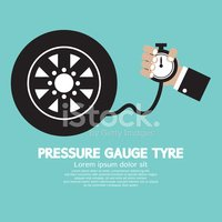 Tire,Gauge,Inflating,Wheel,...