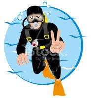 Scuba Diving,Sea,Into,Equip...
