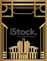 Art Deco,gatsby,Frame,Backg...