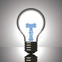 Light Bulb,Puzzle,Idea Conc...