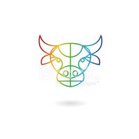 Animal Head,Cow,Symbol,Crea...