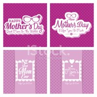Pattern,Mother,Love,Pink Co...