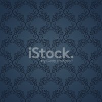 Seamless Ornate Pattern (Vector). Hand Drawn Texture