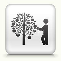 Growth,Crop,vector icon,Int...