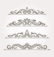 Wedding,Scroll Shape,Greeti...