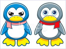 Penguin,Cartoon,Clip Art,Ma...