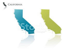 California,Map,state,Outlin...