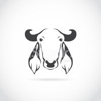Cow,Fun,Symbol,Mammal,Farme...