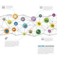 Infographic,Shopping,Geomet...