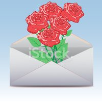 Invitation,Pink Color,Mail,...