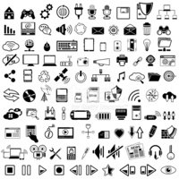 Vector,Technology,Symbol,In...