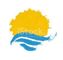 Painted Image,Symbol,Isolat...