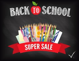 Back to School,Sale,Educati...