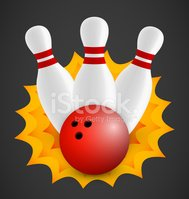 Bowling,Competition,Ilustra...