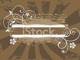 Abstract vector background with place for your text